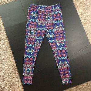 LuLaRoe Pants - Lularoe Legging Tall & Curvy Bundle